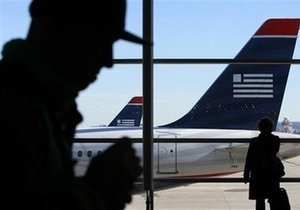 В Техасе экстренно сел самолет со спустившей шиной