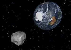 Астероид 2012 DA14 пролетел на рекордно близком расстоянии от Земли