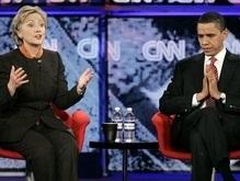 Опрос: Американцы хотят женщину-президента меньше афроамериканца