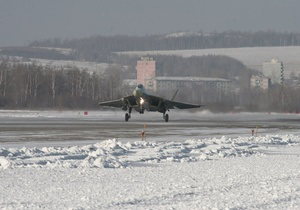 Минобороны РФ рассказало, когда поступит на вооружение истребитель пятого поколения