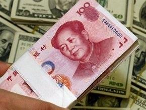 Объемы торговли Китая упали на четверть