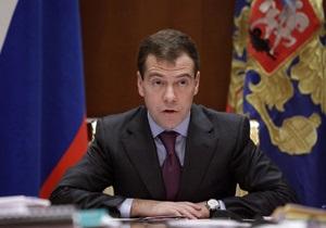 Медведев: Все, что я говорю, в граните отливается