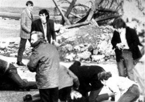 В Британии завершилось расследование событий  кровавого воскресенья