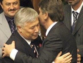 Тимошенко требует отставки Еханурова