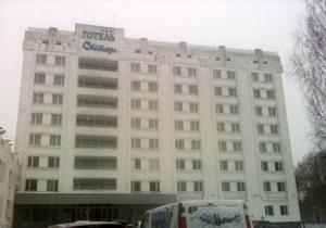 В одной из гостиниц Луцка застрелили двух иностранцев
