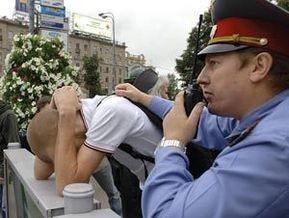 В Петербурге произошла массовая драка националистов и антифашистов