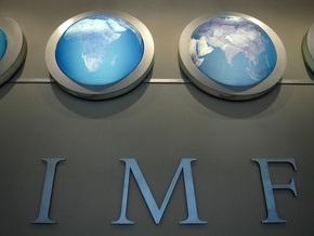 МВФ может ухудшить прогноз падения ВВП Украины