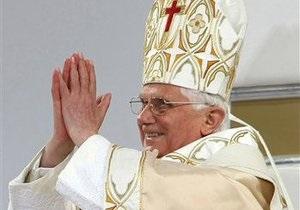 Папа Римский выразил надежду на мирное решение конфликтов в горячих точках