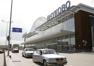 Самолет лишился всех шин при посадке в московском аэропорту Внуково