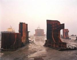 Новости Херсонской области - металлолом - В Херсонской области госисполнитель незаконно сдал в металлолом конструкции на 1,4 млн грн