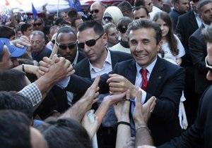 Заявление грузинской оппозиции о победе может оказаться преждевременным  - CNN