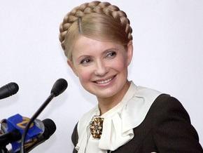 Тимошенко мечтает о съемке сериала об истории Украины