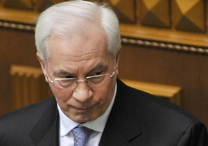 Азаров не видит связи между приговором Тимошенко и переговорами по газу с РФ