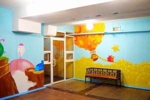 «ЗИП» разукрасил «официальные стены» Днепропетровского роддома