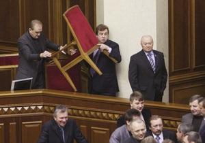 Сегодня Рада рассмотрит систему проведения местных выборов