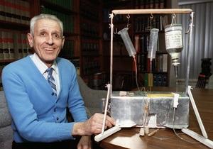 В США на аукцион выставят устройство для эвтаназии Доктора Смерть