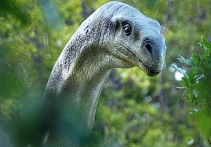 В Антарктике впервые обнаружили останки четырехногого динозавра