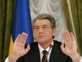 Ющенко надеется, что уже завтра Украина направит письмо в МВФ