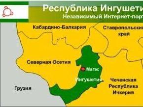 В Ингушетии обстрелян дом родственников владельца сайта Ингушетия.Org