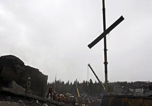Число жертв аварии на шахте Распадская возросло до 52 человек