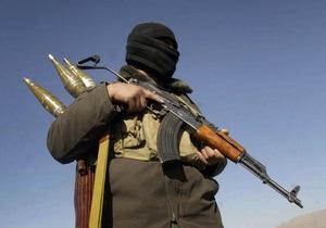 Талибан заявил, что НАТО несет тяжелые потери в Афганистане