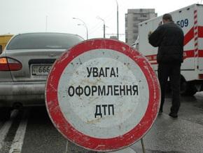 В ДТП под Киевом погибла внучка губернатора Сумской области