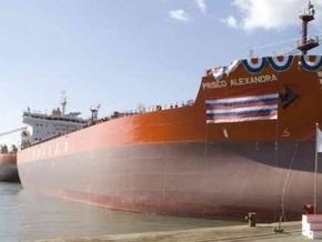 Сомалийские пираты напали на российский танкер