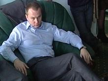 В БЮТ считают, что Раду будут блокировать, пока у Шуфрича не заживет нога