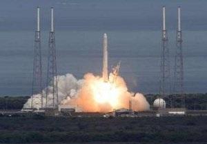 США совершили пробный запуск ракеты-носителя Falcon-9