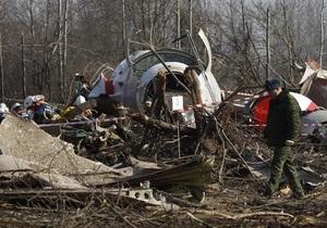 СМИ: Один из пассажиров президентского Ту-154, потерпевшего аварию под Смоленском, был жив еще около 20 минут
