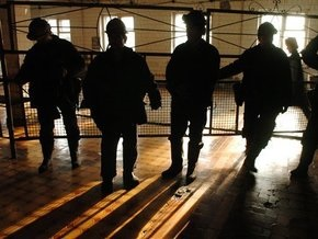 На шахте в Донецкой области произошел поверхностный взрыв