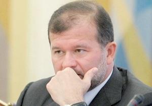 Балога заявил, что Азаров предложил ему пост главы МЧС