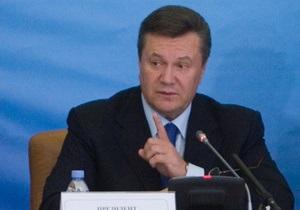 Янукович одобрил увеличение финансирования местных выборов