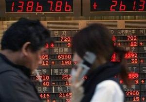 Фондовый рынок Японии закрылся снижением из-за обвала котировок Sony