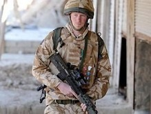 Британский принц Гарри тайно воевал в Афганистане
