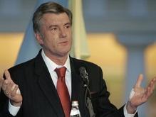 Ющенко рассказал о заслугах Колесникова