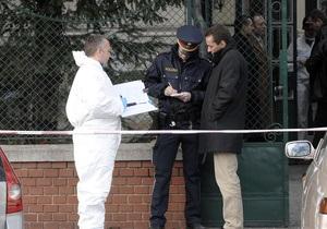 В резиденции ливанского посла в Вене нашли труп горничной с ножевыми ранениями