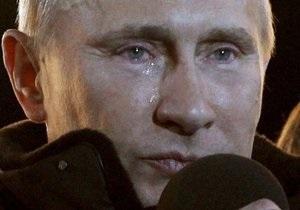 В Крыму более 77% россиян проголосовали за Путина