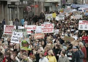 Латвия лидирует в ЕС по количеству неимущих граждан