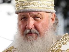 Патриарх Кирилл в Почаеве пообещал молиться о политическом и церковном единстве Украины