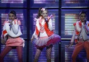 Украина подала заявку на проведение детского Евровидения-2013