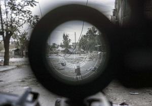Сирийские повстанцы захватили ядерный объект