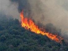 В Калифорнии не стихают пожары: выгорело 150 тыс гектаров леса