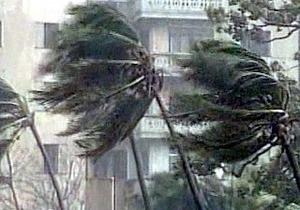 В Крыму на выходные объявили штормовое предупреждение