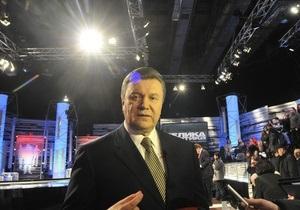 В Киеве ограничат движение транспорта в связи с инаугурацией Януковича