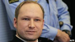 Норвегия: полиция извинилась за Брейвика