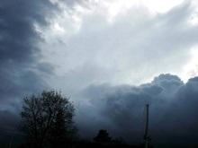 Над Польшей пронеслась буря