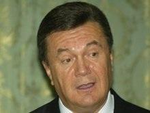 Янукович опасается возникновения газового кризиса