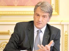 Ющенко: Преодолеть кризис в Украине можно, реализуя даже небольшие экономические проекты