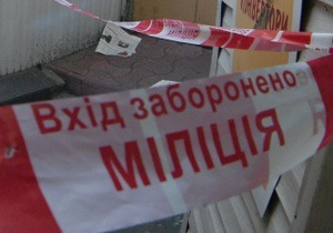 МВД установило место изготовления взрывчатки, сработавшей в Кировограде в канун приезда Януковича
